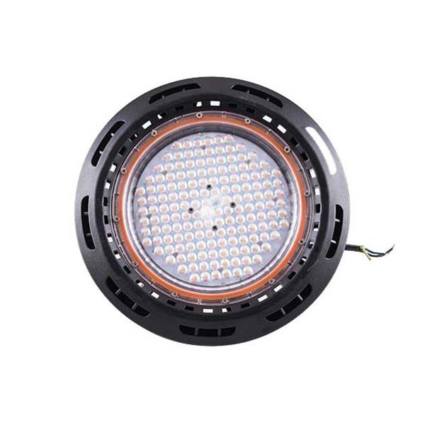 industrilampa led